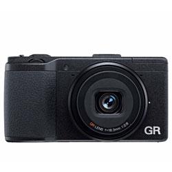 【送料無料】【あす楽】 リコー GR (コンパクトデジタルカメラ)