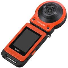 【送料無料】カシオ EXILIM EX-FR10EO オレンジ (コンパクトデジタルカメラ) 《9月19日発売予定》