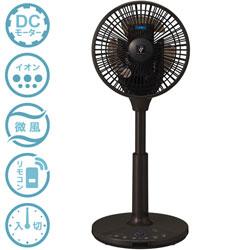 【送料無料】【あす楽】 シャープ プラズマクラスター DCモーター 3Dファン扇風機 PJ-C2DS-T ブ...