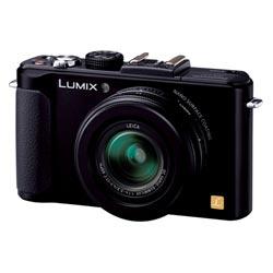 【送料無料】【あす楽】 パナソニック LUMIX DMC-LX7-K ブラック