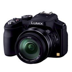 【送料無料】【あす楽】 パナソニック LUMIX DMC-FZ200-K ブラック
