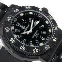 [正規品] スミス&ウェッソン Smith & Wesson スイス トリチウム ミリタリー腕時計 SWISS TRITIUM 357 SERIES COMMANDER WATCH BLACK SWW-357-BSS [あす楽] [ラッピング無料] [送料無料]
