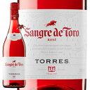 ワイン ロゼワイン 2016年 サングレ・デ・トロ・ロゼ(スクリューキャップ)トーレス スペイン カタルーニャ 750ml - ワイン通販 エノテカ楽天市場店