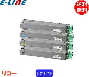 IPSiOSPトナーカートリッジC740H4色セット(リサイクル)