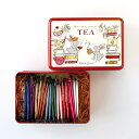 カレルチャペック 紅茶店(Karel Capek)Tea Lovers缶 ティーバッグ20Pセット(