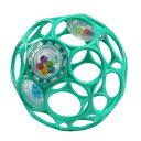 オーボール(oball)オーボール ラトル / ライトブルー【ボール】【ラトル】【赤ちゃん】【ベビー】【がらがら】【ガラガラ】【おもちゃ】【知育玩具】【即納】