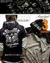 EVERSOUL 7分袖 Tシャツ 日本製 レイヤード Tシャツ メンズ 「Sweet Revenge」 多ロゴプリントリアルレイヤード七分袖ヘンリーTシャツパーカー!