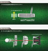 2016年モデルTaylormadeテーラーメイドOSパターDaytonaデイトナ【ゴルフクラブ】