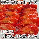 【ふるさと納税】 [北海道根室産]北海しまえび500g A-...