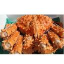 【ふるさと納税】オホーツク産 幻の蟹 イバラガニボイル 1.8kg以上 【蟹・カニ・かに・1.8kg】