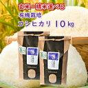 【ふるさと納税】有機栽培米「コシヒカリ」10kg