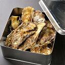 【ふるさと納税】豪快!漁師の牡蠣カンカン焼きセット