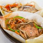 【ふるさと納税】レンジで簡単!閖上海鮮包み焼きセット