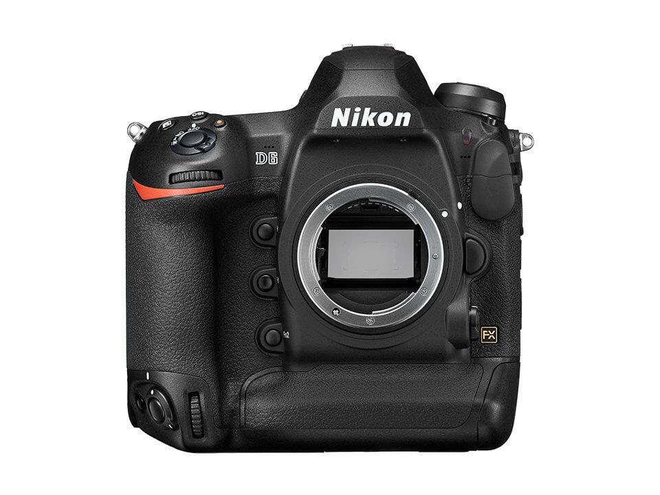一眼レフ カメラ ニコン D6 (ボディ のみ) 仙台ニコン製造