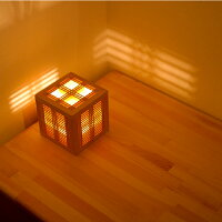 【ふるさと納税】木のあかりひかりの小箱1F2Y-1546