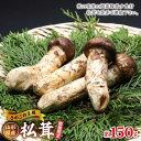 【ふるさと納税】数量限定 厳選 山形県産 きのこの王様 松茸 約150g F2Y-1699