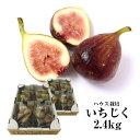 【ふるさと納税】ハウス栽培いちじく 2.4kg(300g×4...