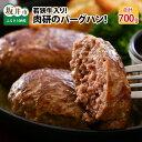 【ふるさと納税】若狭牛入り肉研バーグハン!