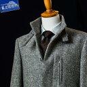 【ふるさと納税】 コート 高級 高品質 ジョーカーズテーラー 織物 郡内織物使用オーダーコートお仕立 ...