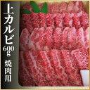 【ふるさと納税】飛騨牛 上カルビ 焼肉用 600g 牛肉 和