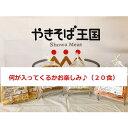 【ふるさと納税】a10-257 訳あり レンジで簡単 冷凍 焼き調理麺 セット 20食