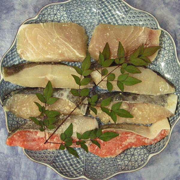 加工品, 西京漬・漬魚 a15-331