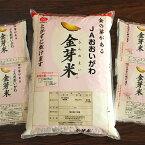 【ふるさと納税】a15-347 JAおおいがわ 金芽米