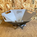 【ふるさと納税】a40-085 アウトドア BBQ 焚き火台 Bonfire シリーズ Hexa