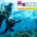 【ふるさと納税】1名様安心安全マンツーマン体験ダイビング2回
