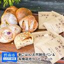 【ふるさと納税】ご褒美♪朝ごはん 天然酵母パン&有機栽培コーヒーセット H069-008