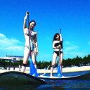 【ふるさと納税】空と海の真ん中でSUP&SUPヨガ 【体験チケット・アウトドア・スポーツ・マリンスポーツ】