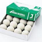 【ふるさと納税】軟式野球ボールJ号1ダース 12個 【雑貨・日用品】