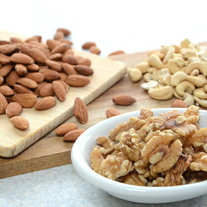 ふるさと納税 ナッツ詰め合わせA 加工食品・乾物