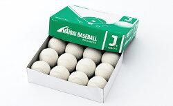 【ふるさと納税】軟式野球ボールJ号5ダース60個 【雑貨・日用品・スポーツ用品・野球用具】 画像1