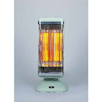 【ふるさと納税】アラジン 電気ストーブ CAH-2G10A グリーン 【雑貨・日用品】