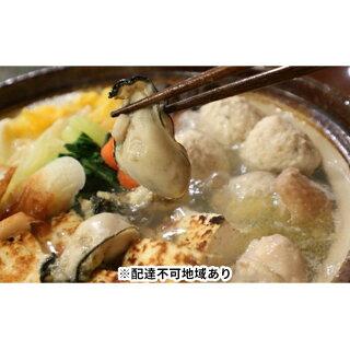 広島牡蠣 鍋セット