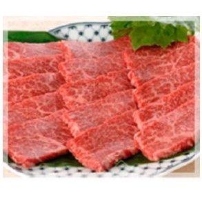 プレミアム黒毛和牛[オリーブ牛]カルビ焼肉 [オリーブ牛]