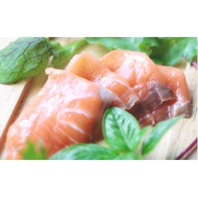 スモークサーモン屋の極上燻鮭 ブロック大 [魚貝類・鮭・サーモン]