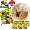 【ふるさと納税】うまかっちゃん 博多からし高菜風味 30袋