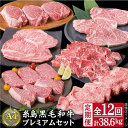 【定期便】A4ランク福岡県産糸島黒毛和牛プレミアムセットを毎...