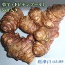 【ふるさと納税】【1月発送】菊芋(ヨーロッパ産「トピナンプー...