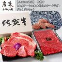 【ふるさと納税】 佐賀牛ヒレステーキに希少部位ステーキ各種 プレミアムセット