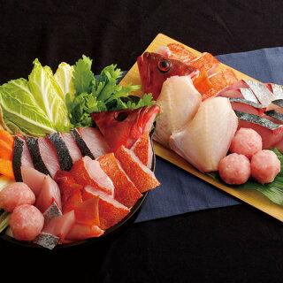 五島列島天然魚おまかせ海鮮鍋
