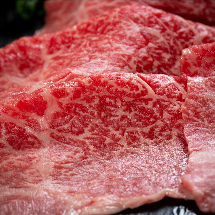 【ふるさと納税】BAJ008【長崎和牛】もも肉希少部位すき焼き・鉄板焼きセット【620g】