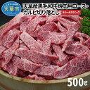 【ふるさと納税】黒毛和牛 焼肉 カルビ ロース 切り落とし