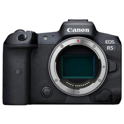 キヤノンミラーレスカメラEOS R5・ボディー 家電 写真 正規品 高画質 高感度 フルサイズミラーレス一眼 Canon キャノン