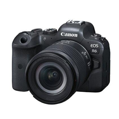 キヤノンミラーレスカメラEOS R6・RF24-105 IS STM レンズキット 家電 写真 正規品 高画質 高感度 フルサイズミラーレス一眼 Canon キャノン