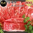 【ふるさと納税】都城産宮崎牛モモスライス - 送料無料 MJ