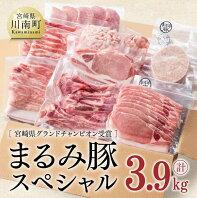 【ふるさと納税】 豚肉 『まるみ豚スペシャル2020』 宮崎県グランドチャンピオン獲得