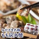 【ふるさと納税】宮崎名物 もも炭火焼10袋セット